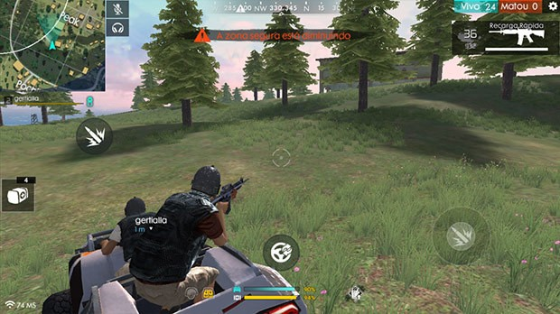 10 tips to win the Free Fire Death Race