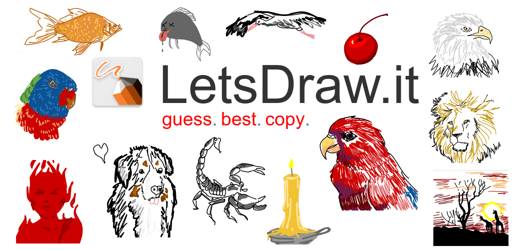 Guess LetsDraw.it