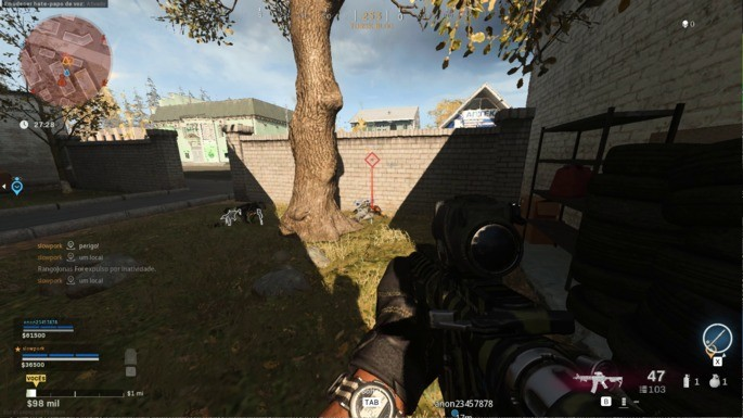 How to mark enemies in Call of Duty: Warzone! – PC, PS4 and Xbox One