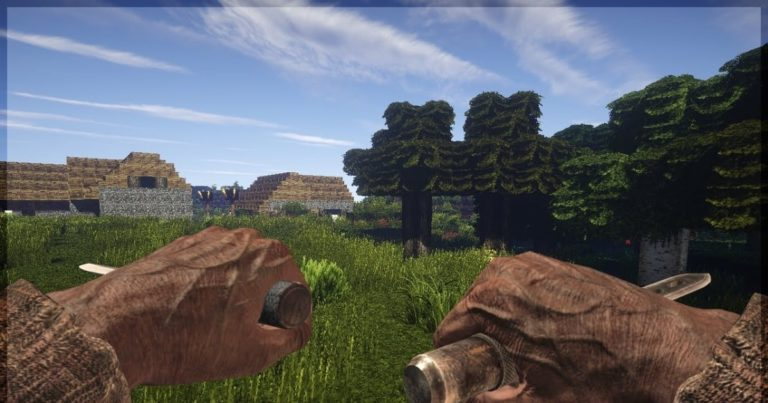 How to put texture packs in Minecraft all versions