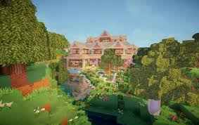 Mansion with in 3 biomes