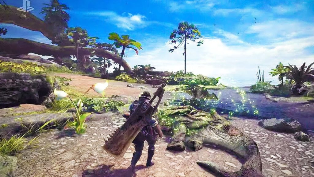 Monster Hunter World – PC, PS4 and Xbox One (2017)