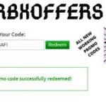RBXOffers Promo Codes on Robux - February 2021
