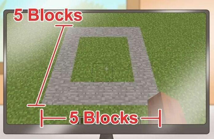 how to make an end portal in Minecraft on PC