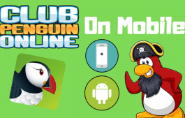 How to Play Club Penguin Rewritten on iPad Android Mobile Device