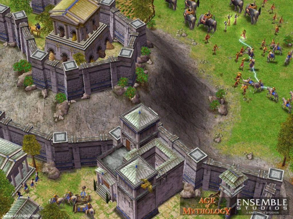 Age of Empires Franchise
