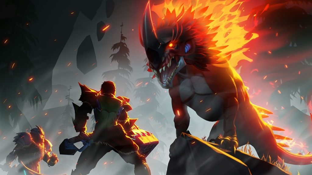 Dauntless – PC, Android, Nintendo Switch, Xbox One and PS4 (2019)