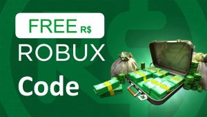 Free Robux Codes promo codes on Roblox
