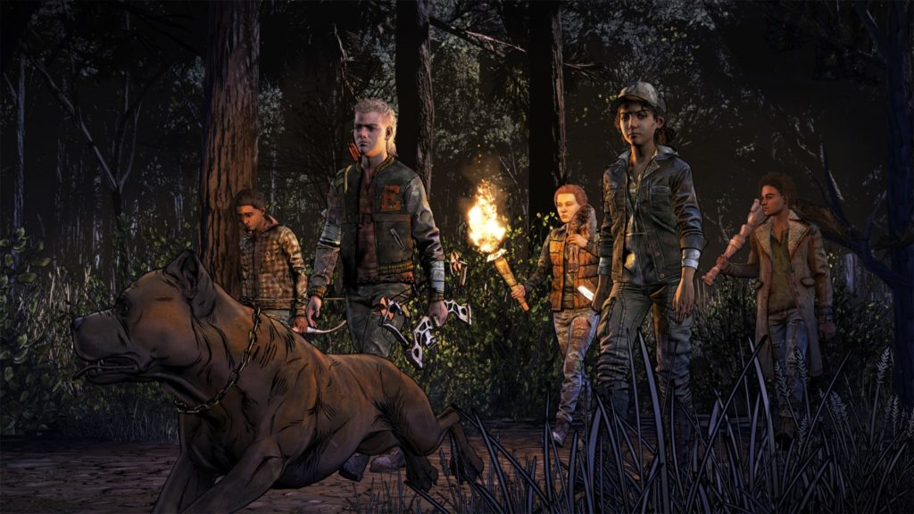 Telltale Games – The Walking Dead and Game of Thrones