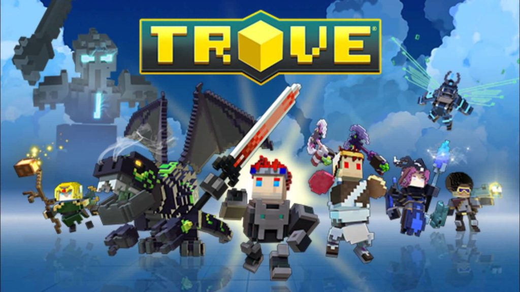 Trove – PC, Xbox One and PS4 (2015)