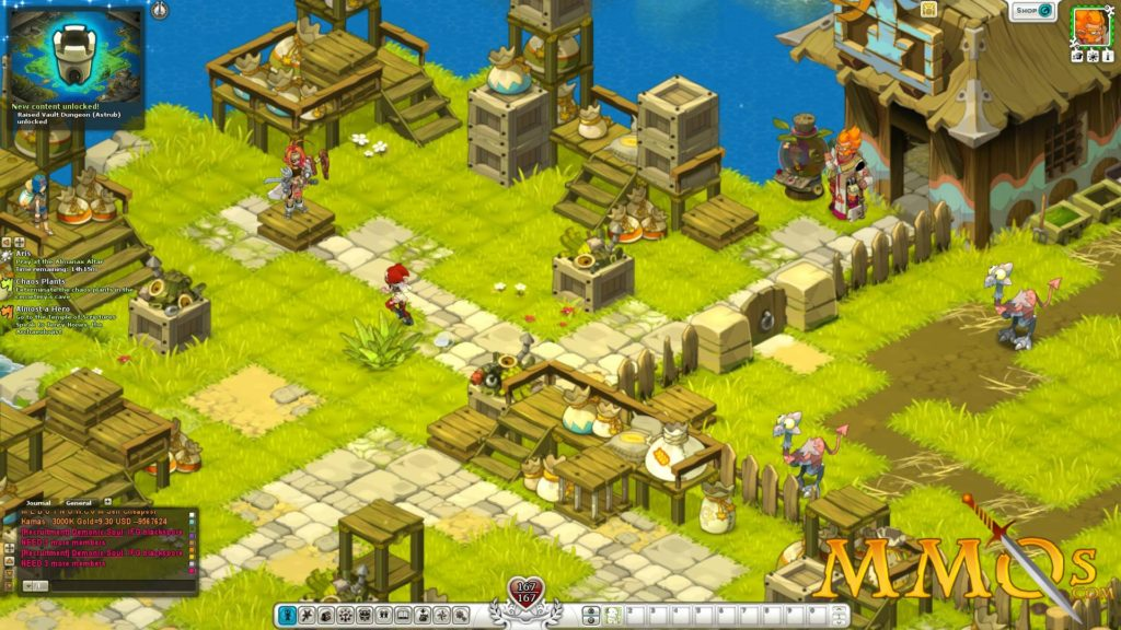 Wakfu – PC and Android (2012)