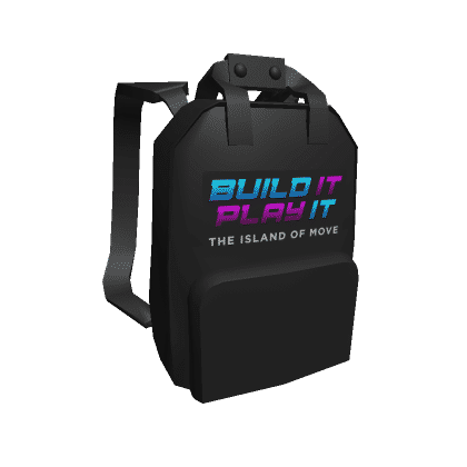 build it backpack