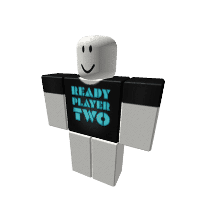 ready player two shirt